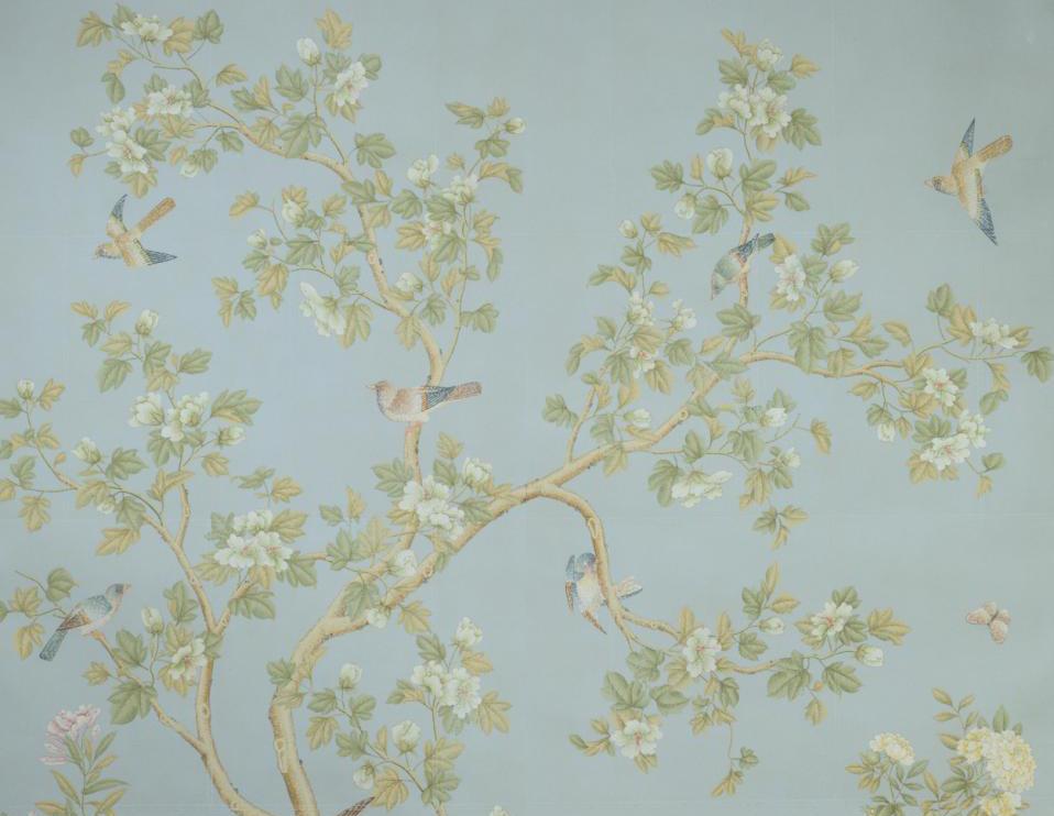 Wallpaper & Natura: 4 classiche atmosfere per la tua casa